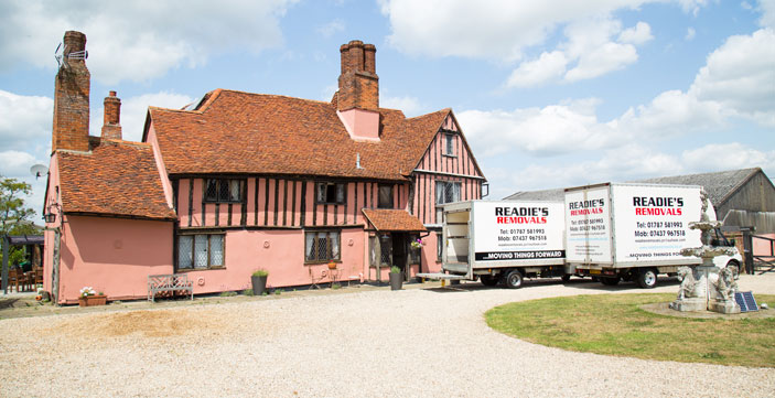 local Removal Firm, Readie's Removals