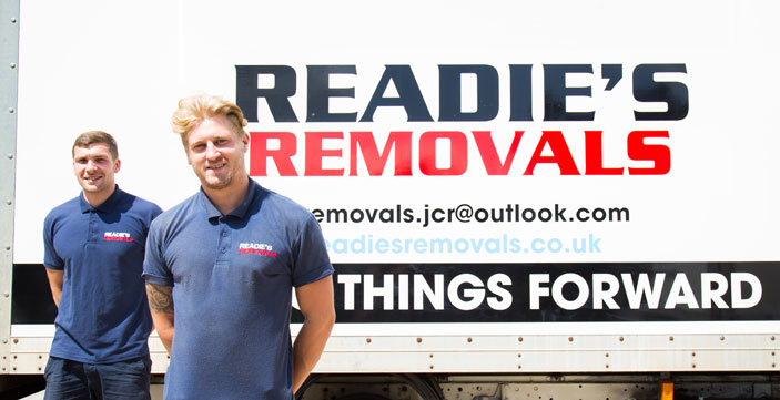 Packing Services - Readie's Removals